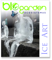 BioGarden  ICE ART