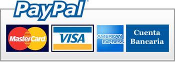 paypal tarjetas